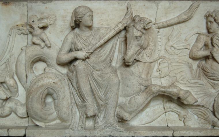 Venus in Pisces : Goddess Psyche