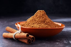 Cinnamon is known for having many health and magic properties.