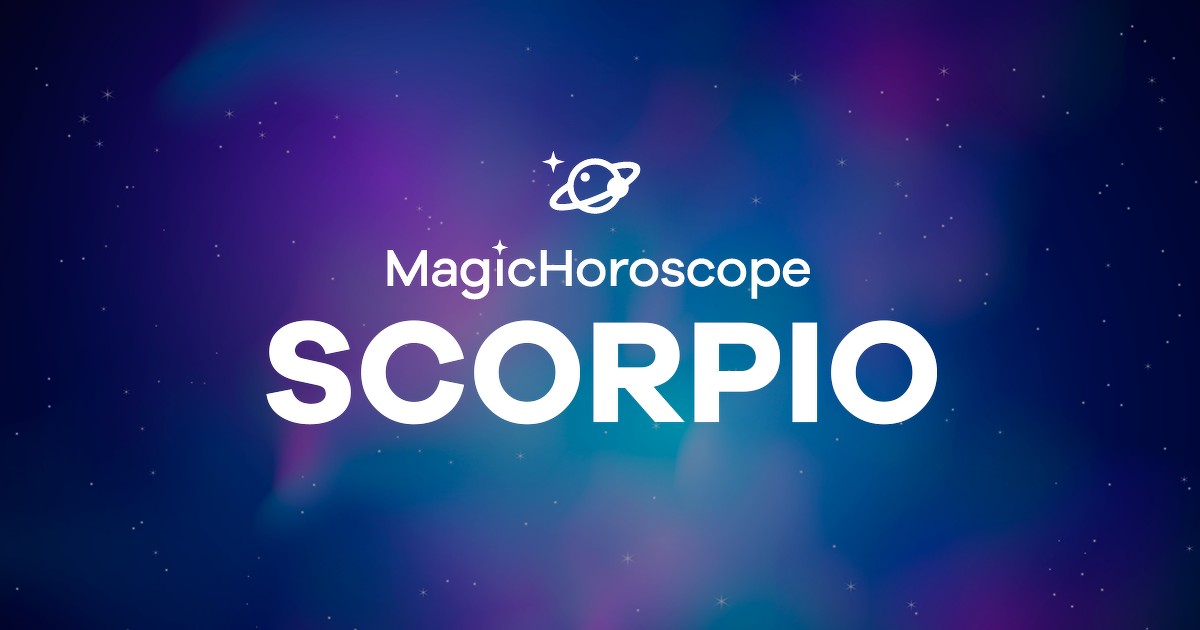 Scorpio Daily Horoscope for September 12