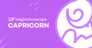 Capricorn horoscope prediction according to the stars.