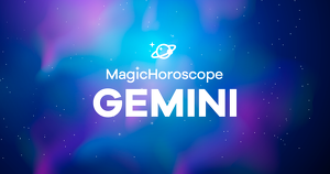 Gemini horoscope prediction according to the stars.