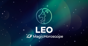 Leo horoscope prediction according to the stars.