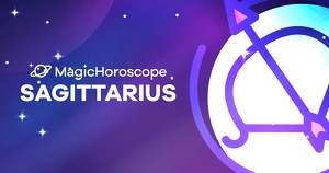 Sagittarius horoscope prediction according to the stars.