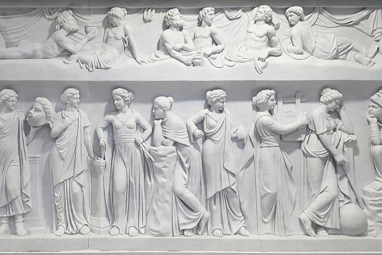 The Pleiades, the seven sisters