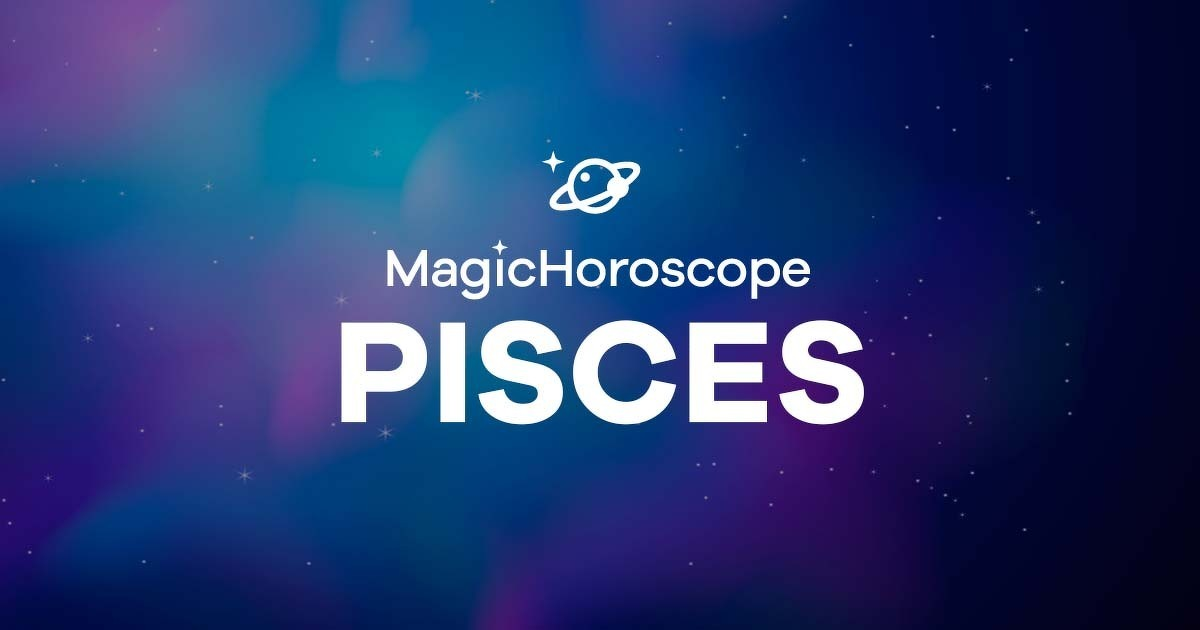 Your Pisces horoscope for tomorrow