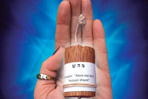 Hebrew Pendulum: All the Secrets About This Energy Healing Tool