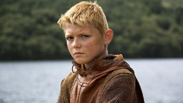 Bjorn on Vikings