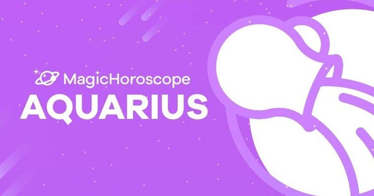Magic Horoscope Aquarius