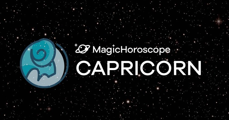 Capricorn Magic Horoscope 6