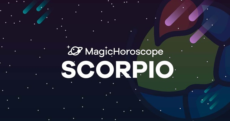 Scorpio Magic Horoscope 5