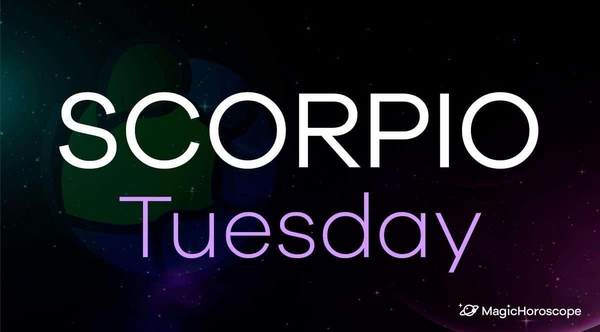Scorpio Horoscope Tuesday