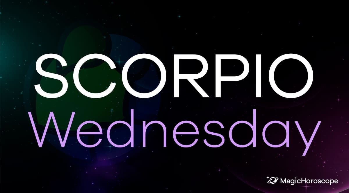 Scorpio Horoscope Wednesday