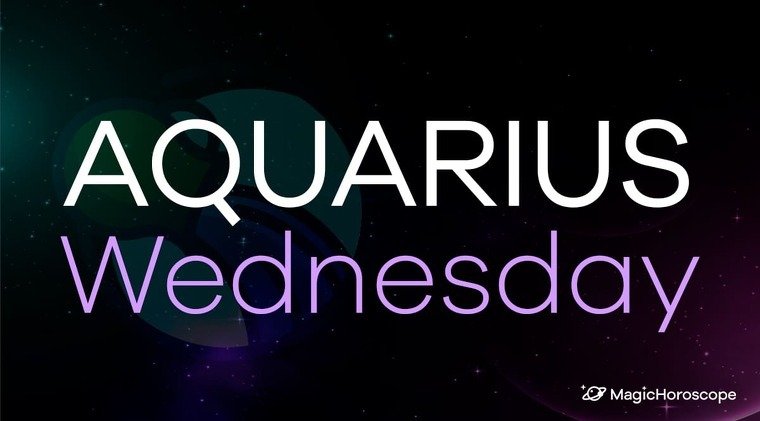Aquarius Horoscope Wednesday