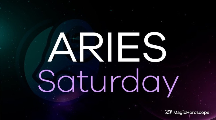 Aries Horoscope Saturday