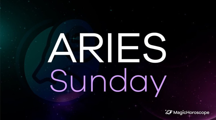 Aries Horoscope Sunday