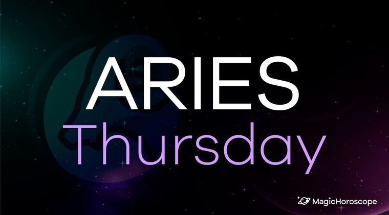 Aries Horoscope Thursday