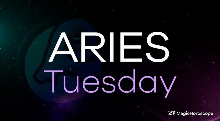 Aries Horoscope Tuesday