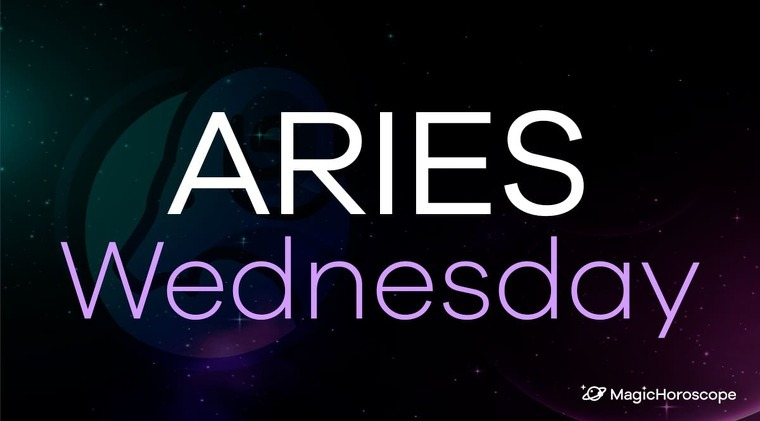 Aries Horoscope Wednesday