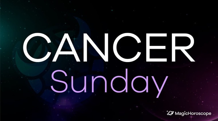 Cancer Horoscope Sunday