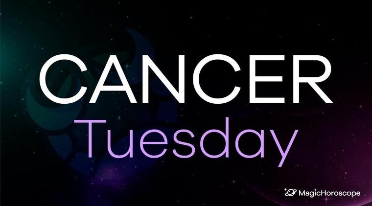 Cancer Horoscope Tuesday