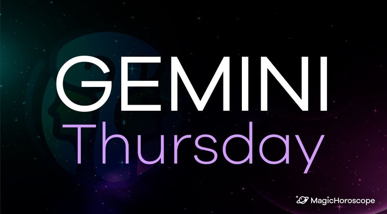 Gemini Horoscope Thursday
