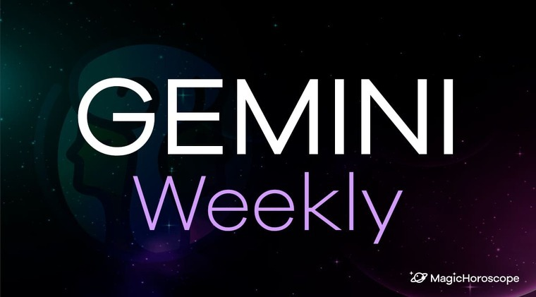 Gemini Horoscope Weekly