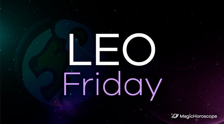 Leo Horoscope Friday