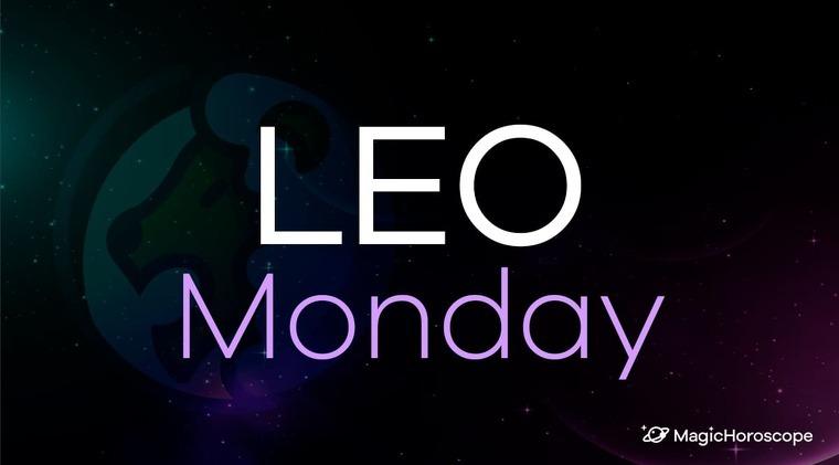 Leo Horoscope Monday