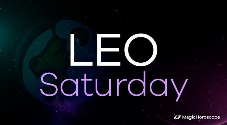 Leo Horoscope Saturday