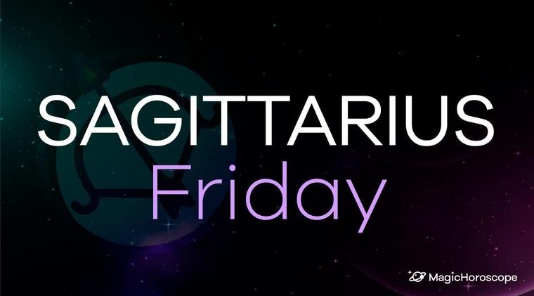 Sagittarius Horoscope Friday