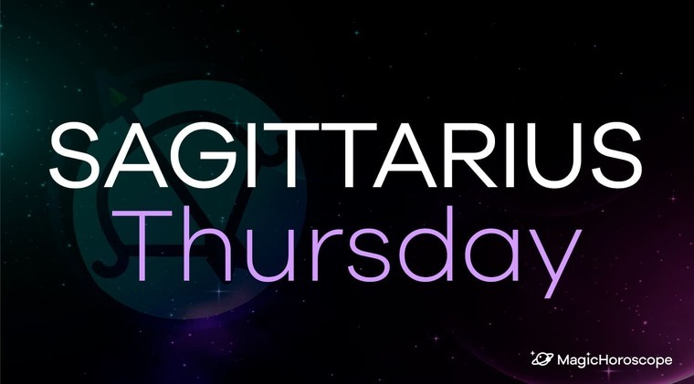Sagittarius Horoscope Thursday