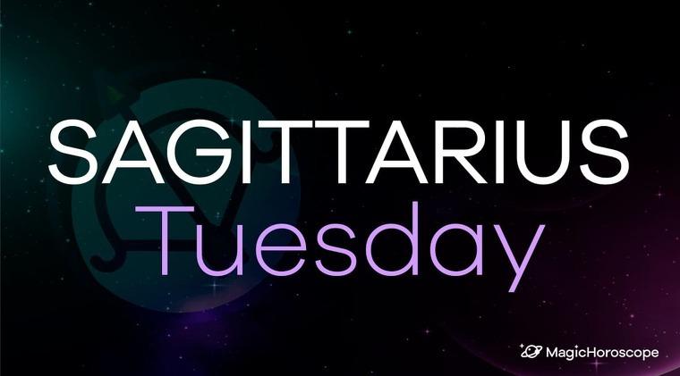 Sagittarius Horoscope Tuesday
