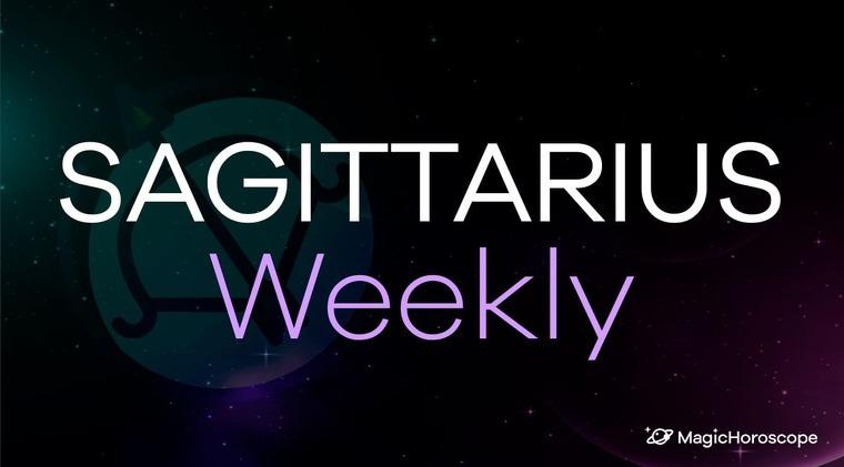 Sagittarius Horoscope Weekly