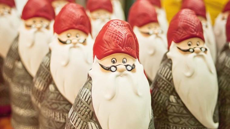 Many Dwarfs