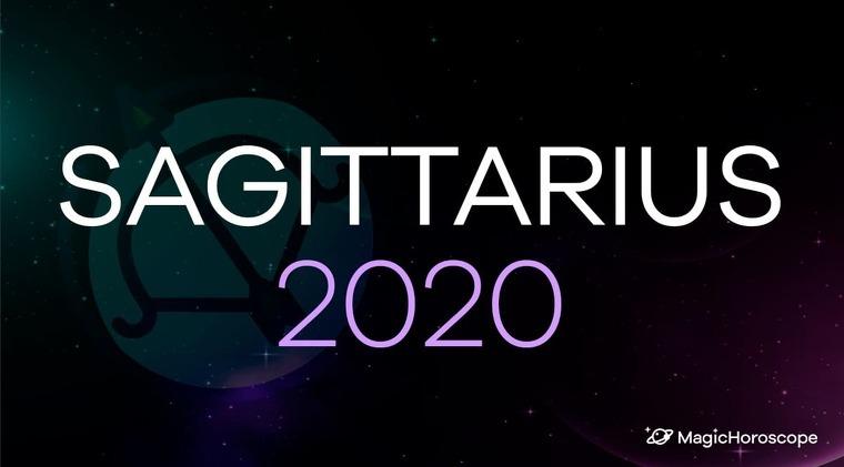 Sagittarius Horoscope For 2020