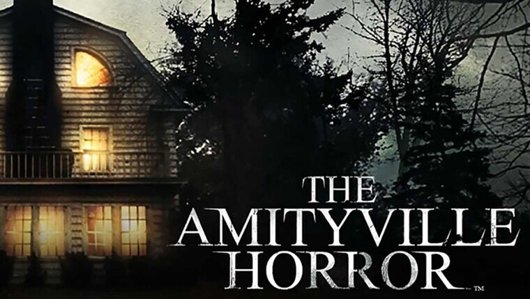 The Amityville Horror Movie Cover