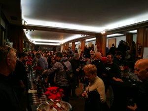 400 persones ompliren de gom a gom la sala