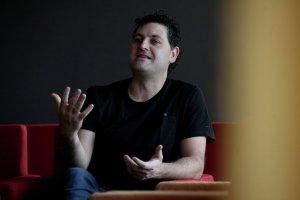 David Seijas transmet la seva passió pel vi