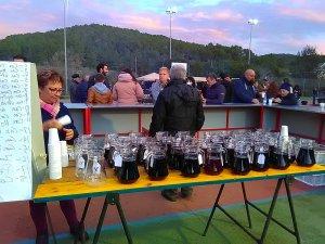 La comarca d'Aubarca és la zona amb més tradició vinícola d'Eivissa