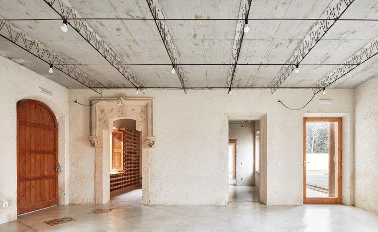 L'antic edifici ofereix ara els espais multifuncionals que necessita el Consell Regulador