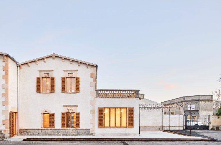 L'edifici respecta els criteris de sostenibilitat mediambiental