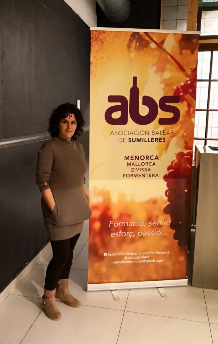 Clara Sanchís presideix la nova associació de sommeliers de Menorca