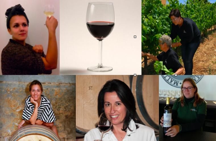 Dones del vi de Mallorca