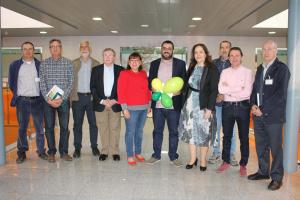 Els investigadors han fet la primera reunió de coordinació amb el Govern de les Illes Balears
