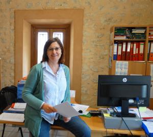 Marga Amat, com presidenta del SET Gastronomia i Turisme i directora de la DO Binissalem