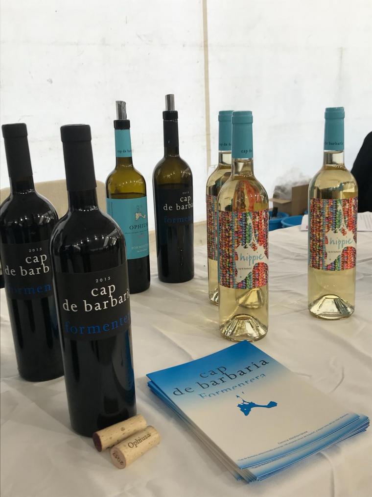 Els vins de Cap de Barbaria de Formentera