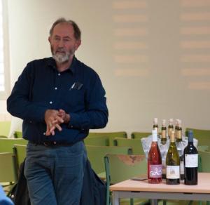 Miquel Gelabert, un dels pioners en la recuperació del vi de Mallorca
