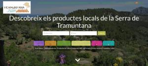 Una web on trobar els vins fets a la Serra de Tramuntana