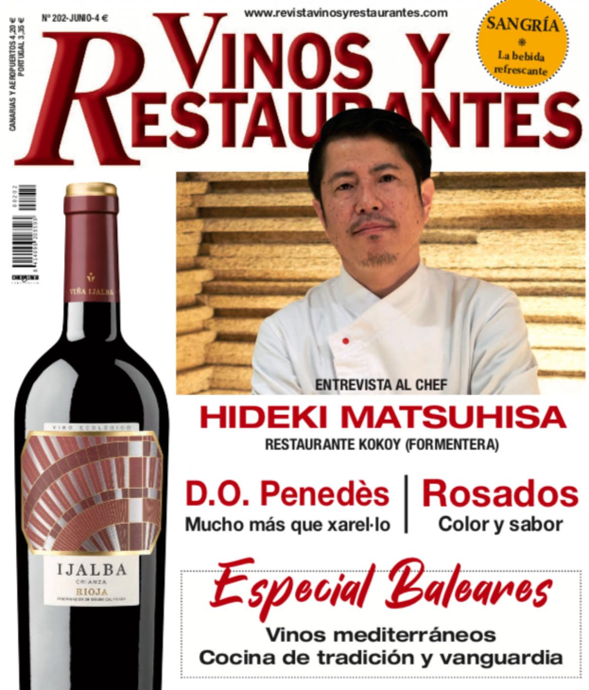 Vinos y Restaurantes especial Balears