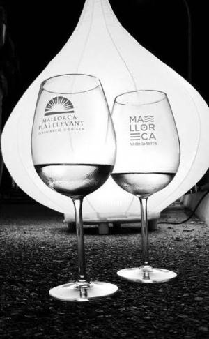 Festa d'estiu a Portocolom, el vi a la fresca
